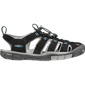 Keen Clearwater CNX Sandals Women Black/Radiance